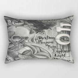 666 Mix Rectangular Pillow