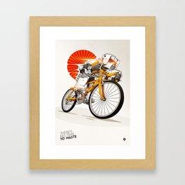 TNTTW V.02 Framed Art Print