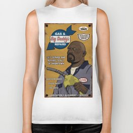 Big Daddy's Gas & Repair Biker Tank