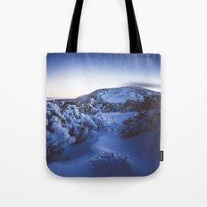 Cold night Tote Bag