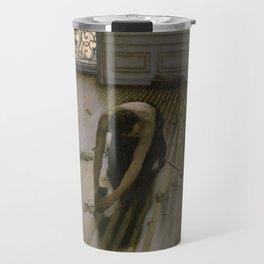 Gustave Caillebotte - The Floor Planers Travel Mug