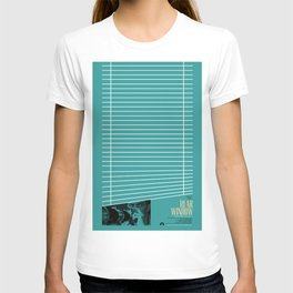 Hitchcock: Rear Window T-shirt