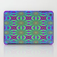 psychedelic iPad Cases featuring PSYCHEDELIC flowers by 2sweet4words Designs