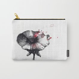 Papaverum Carry-All Pouch