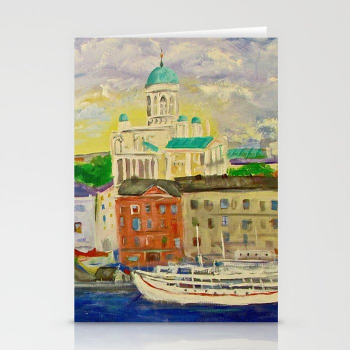 Impression Helsinki Stationery Cards
