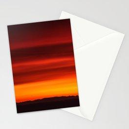 Fire Sky - 77/365 Stationery Cards