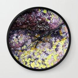 Secret Rainbow Wall Clock
