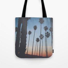 Santa Barbara sunset  Tote Bag