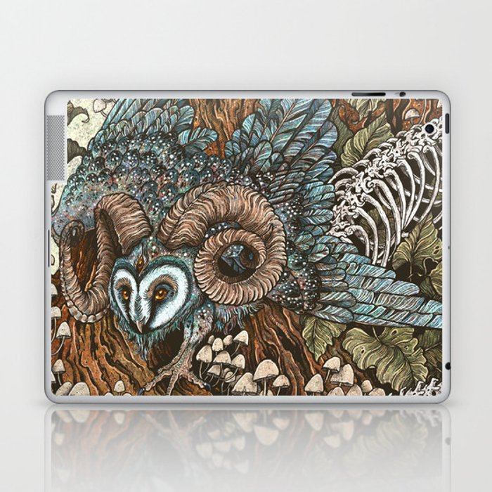 Bone Picker Laptop & iPad Skin