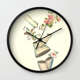 Think Too Much Wall Clock