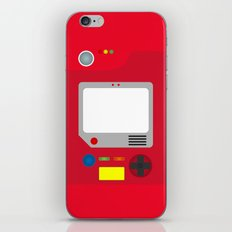 Pokedex iPhone & iPod Skin