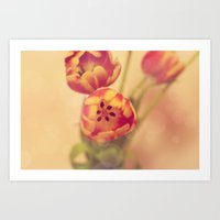 forever young Art Prints featuring Forever Young by Oh, Good Gracious!
