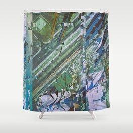 RIEL FT Shower Curtain