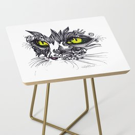 Intense Cat Side Table