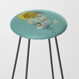 Seasons Time Space Counter Stool