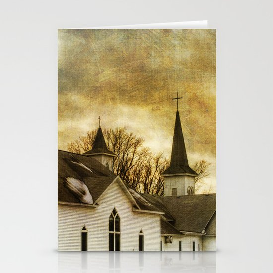 The Community Church Stationery Cards