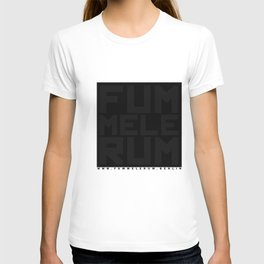 DARKO COMPANY LOGO / PSY Design T-shirt