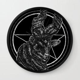 The Black Sheep Wall Clock