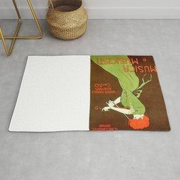 Vintage poster - Musica e Musicisti Rug