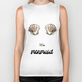 Mermaid Biker Tank