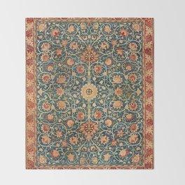 Holland Park William Morris Throw Blanket