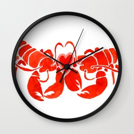 You're my lobster Wall Clock