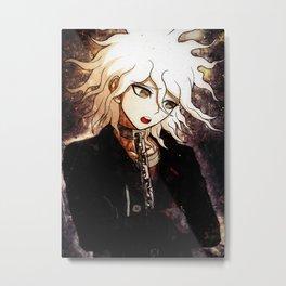 Danganronpa   Nagito Komaeda Metal Print