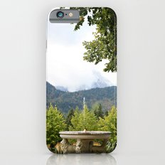 Fountain in the Mountains iPhone 6s Slim Case