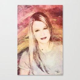 SHE II Canvas Print