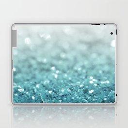 MERMAID GLITTER - MERMAIDIANS AQUA Laptop & iPad Skin