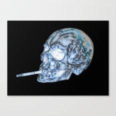 X RAY Canvas Print