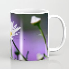 Exit 17 daisy * purple is the color of love Coffee Mug