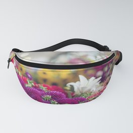 Flower Market @ Pikes Place Fanny Pack