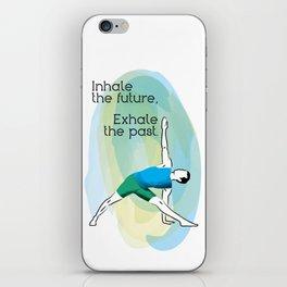 Inhale the Future iPhone Skin