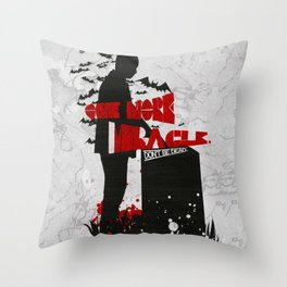 One More Miracle : Sherlock Throw Pillow