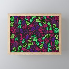 Matisse Colorful Pattern #3 Framed Mini Art Print