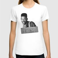 fresh prince T-shirts featuring Fresh prince by MartiniWithATwist
