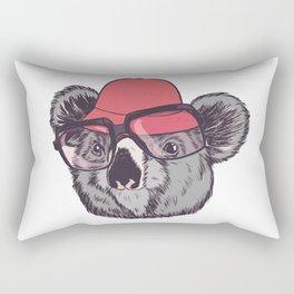 MEET RENI! Rectangular Pillow