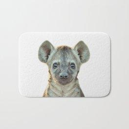 Baby Hyena Bath Mat