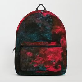 iDeal - Trippy Trees 01 Backpack