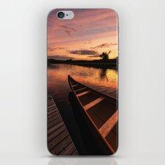 Mersey River Glow iPhone & iPod Skin