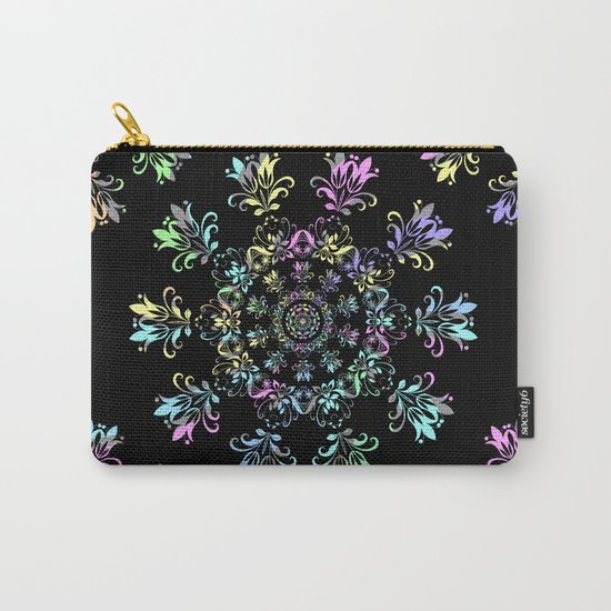 Flora Bohemia Carry-All Pouch