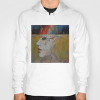 queen Hoodies featuring Queen by Michael Creese