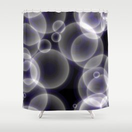 OZONE Shower Curtain