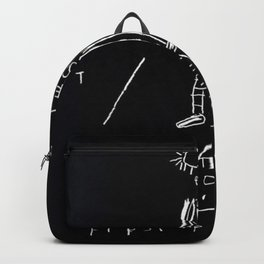 Basquiat The Offs Backpack