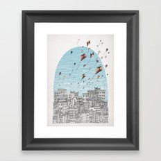 Kedesh Framed Art Print