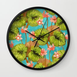 Zen || #society6 #buyart #decor Wall Clock
