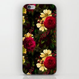 Vintage & Shabby Chic - Night Affaire III iPhone Skin
