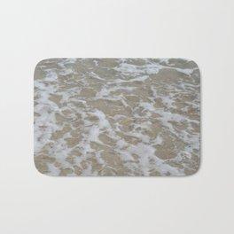 Foam of the ocean Bath Mat