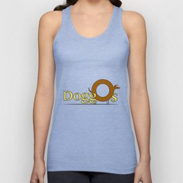 Doggos (Cereal Style) Unisex Tank Top